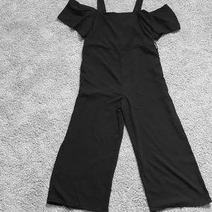 NEW Sans Souci Black Jumpsuit